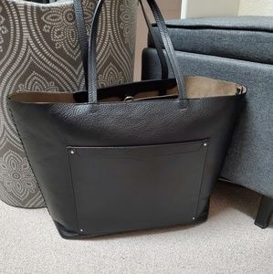 Rebecca Minkoff Panama Tote Black Leather